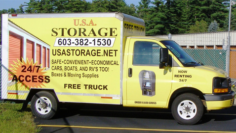 Self Storage Units Plaistow Nh 03865 Usa Storage